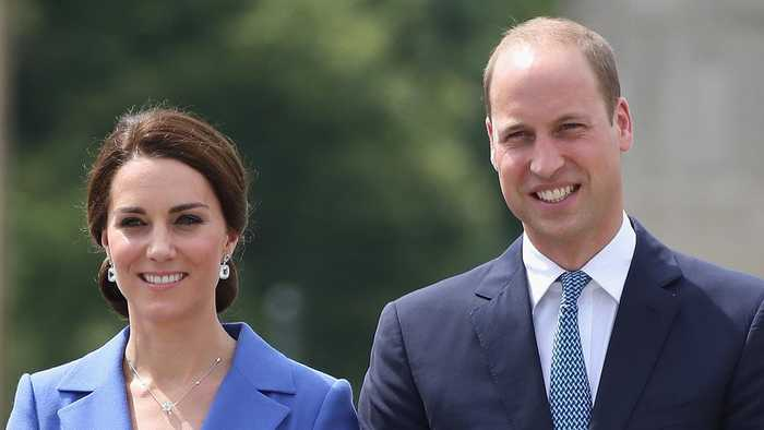News video: Kate Middleton Gives Birth to Baby Number Three!
