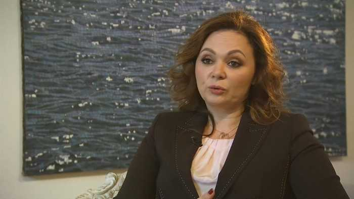 News video: The Russian Lawyer Who Met Donald Trump Jr. Is Questioning Why Robert Mueller Hasn't Contacted Her