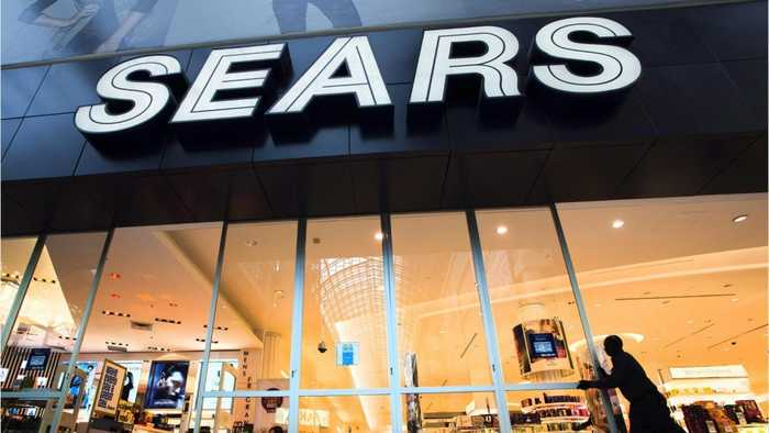 News video: Sears Shares Jump After CEO Offers To Buy Brand