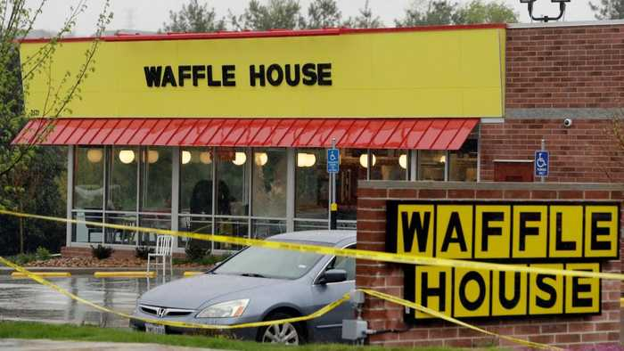 News video: AR-15 Found At Deadly Waffle House Shooting