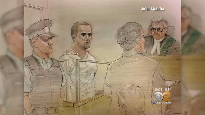 News video: Toronto Van Attack Suspect Charged With Murder