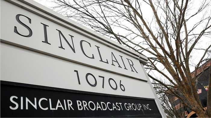 News video: Sinclair Broadcasting Restructures Its Tribune Deal