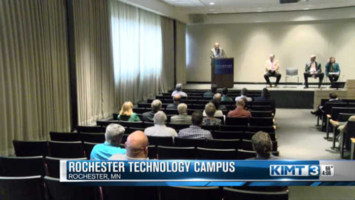 News video: New Plans for IBM Campus
