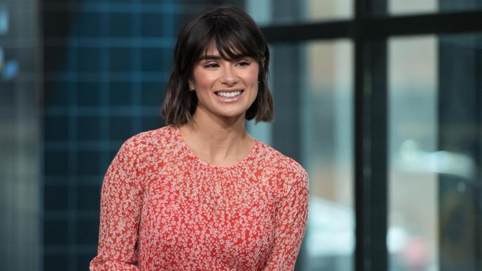 """Diane Guerrero on 'Superior Donuts,' Family and Her """"Very ...  