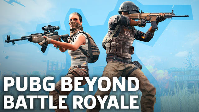 This Weekend S Pubg Event Mode Is War: PUBG's Move Beyond Battle Royale With War Mode Comes At