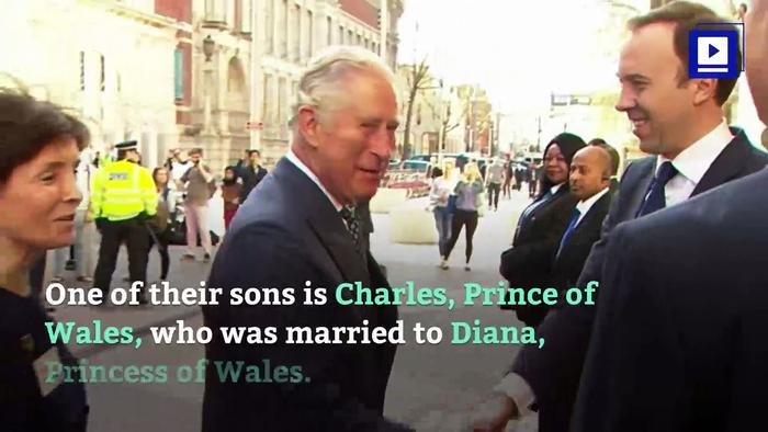 The Royal Family Tree and Line of Succession - One News