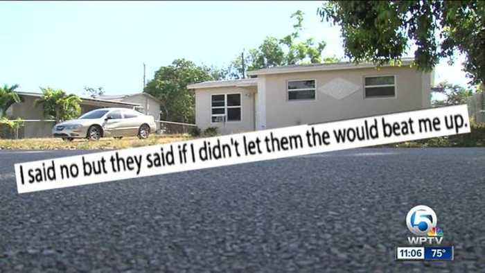 News video: Boy, 13, accused of raping 10-year-old girl violated house arrest 'hundreds of times'