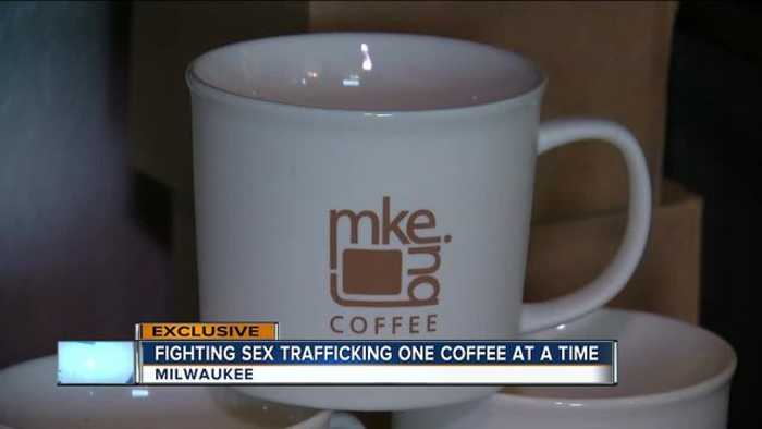 News video: Coffee roasters work to fight sex trafficking