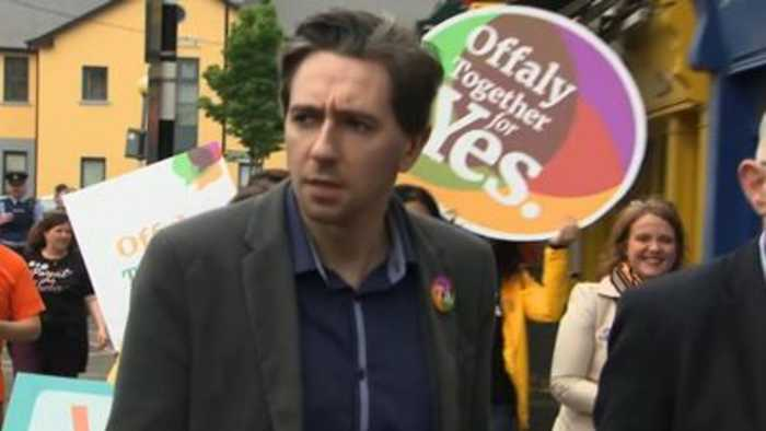 News video: 'Abortion is a reality for Irish women': Health minister makes plea amid referendum debate