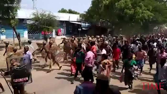 News video: Protests Against a Copper Plant in Southern India Turn Deadly as 12 People Are Killed by Police