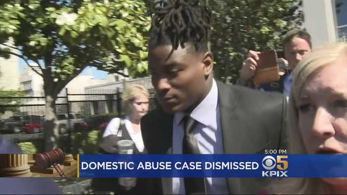 News video: Domestic Violence Charges Against 49ers Linebacker Reuben Foster Dropped