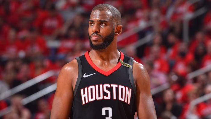 Rockets' Chris Paul Ruled Out For Game Six - One News Page VIDEO