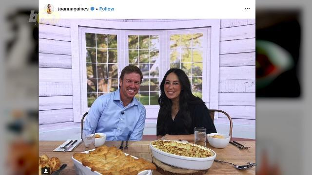 Chip And Joanna Gaines Celebrate Wedding One News Page Video