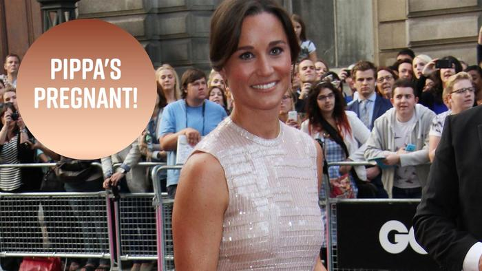 Pippa Middleton Just Gave Birth To Her First Child, A Baby Boy pics