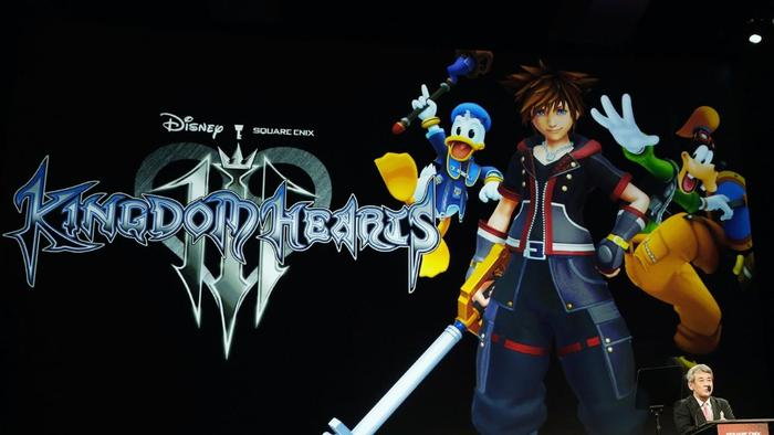 Kingdom hearts 3 release date in Melbourne