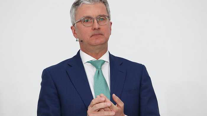 News video: Audi CEO detained by police over 'Dieselgate' scandal