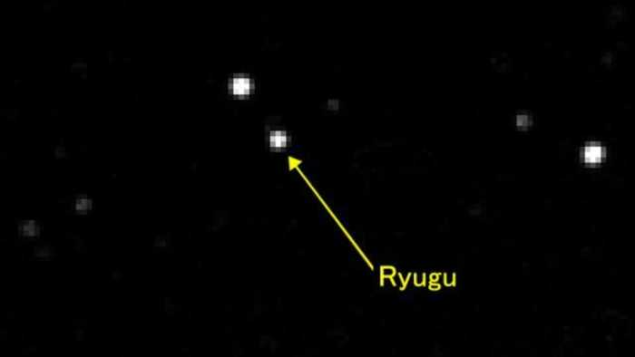 News video: Asteroid Being Observed By Japanese Spacecraft Turns Out To Be Dumpling-Shaped