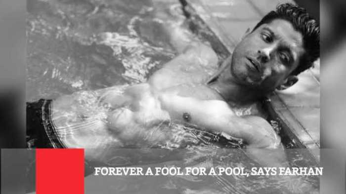 News video: Forever A Fool For A Pool, Says Farhan
