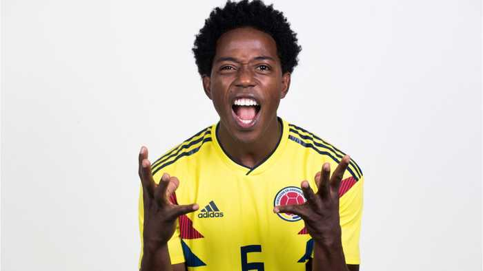 Carlos Sanchez Gets First 2018 World Cup Red Card