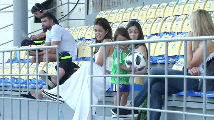 News video: Child's play for Brazilian toddlers at World Cup