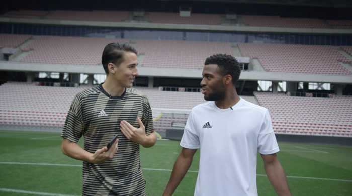News video: The Secret To Being A French Wonderkid with Thomas Lemar