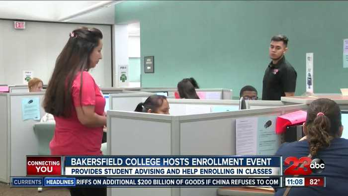 Bakersfield College offers one-day express enrollment