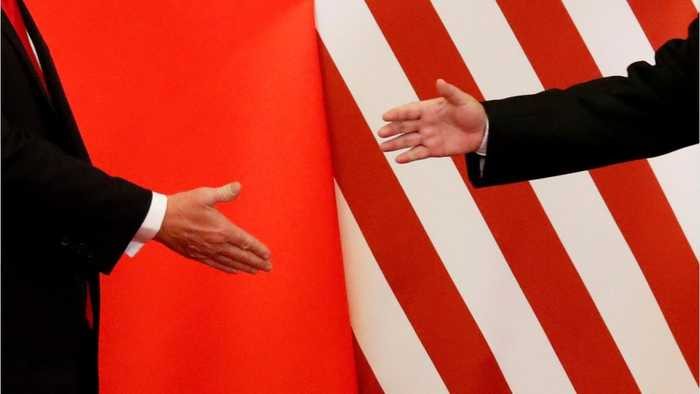 Trump threatens almost all imports from China as Beijing fires back
