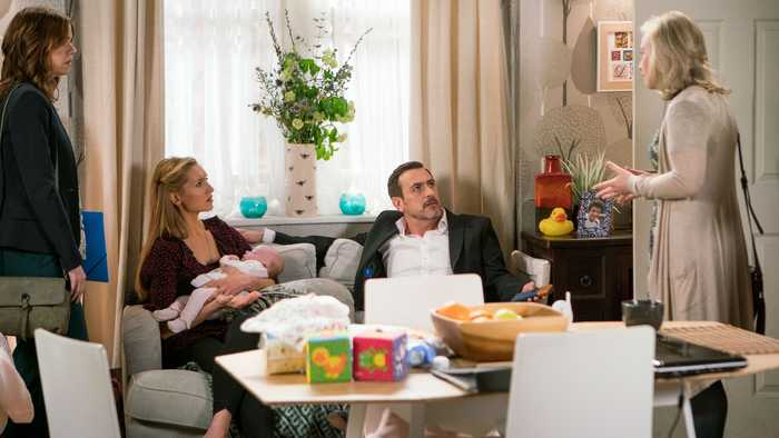 Coronation Street Soap Scoop! Eva is reported to social services