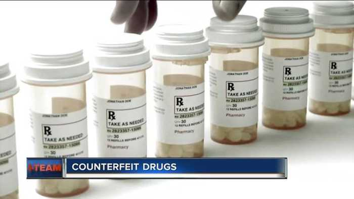 Fake meds draw concerns from online pharmacy users