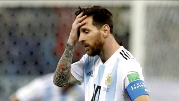 World Cup recap: Argentina loses to Croatia, 3-0, in huge upset