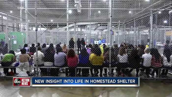 I-Team: Job postings may shed light on life for unaccompanied migrant children at Homestead shelter | WFTS Investigative Report