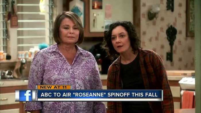 'Roseanne' spinoff 'The Connors' will premier in the fall, ABC says