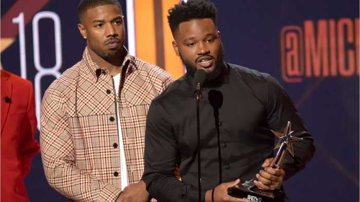 Black Panther Wins Best Movie At BET Awards