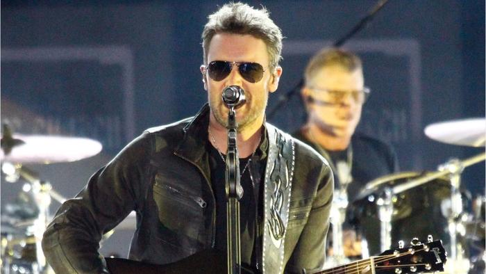 eric church new album desperate man hits one news page video. Black Bedroom Furniture Sets. Home Design Ideas