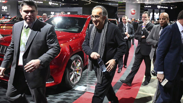 Former Fiat Chrysler Ceo Sergio Marchionne Dies One News