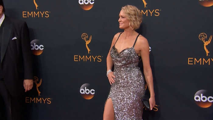 Robin Wright reportedly weds