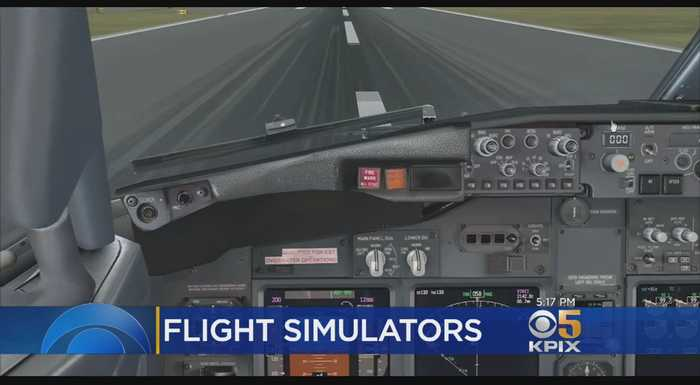 Online Flight Simulators Can Make Wannabe Pilots Think They Can Really Fly