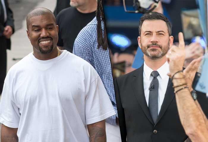 The 17 Craziest Moments From Kanye's Kimmel Interview