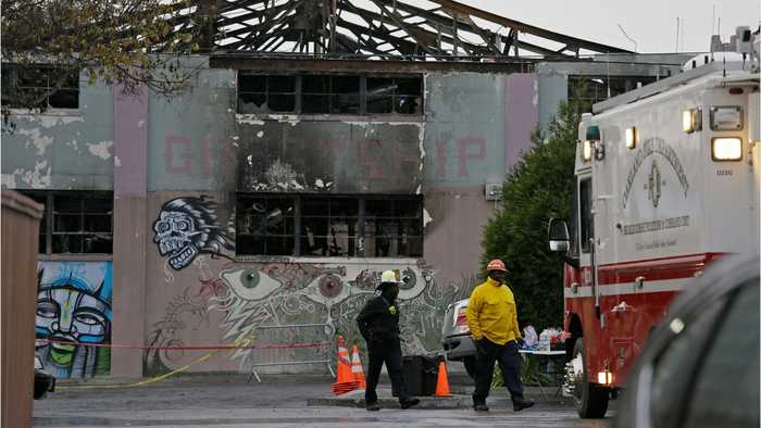 Judge Rejects Plea Deals For Ghost Ship Fire
