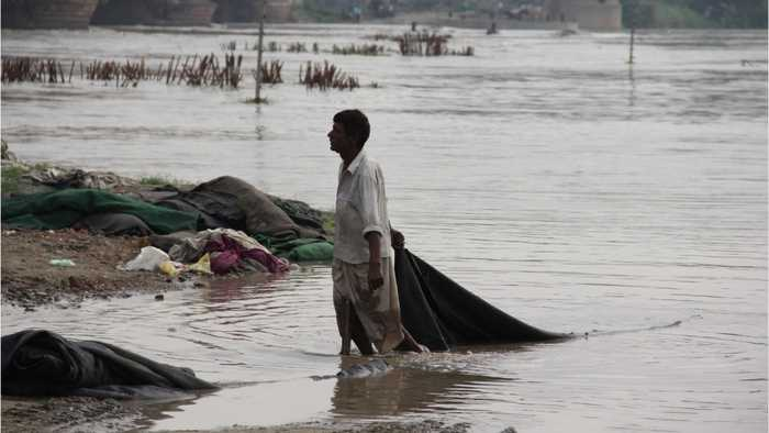 Worst Floods In A Century Slam India's Kerala, Death Toll Rises To 164 People