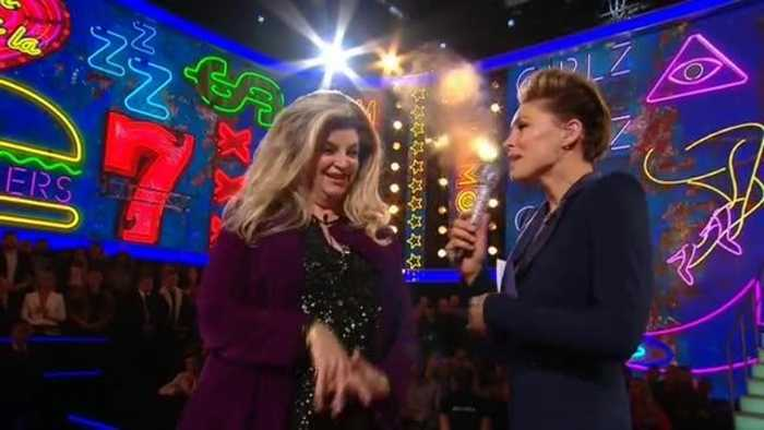 Kirstie Alley Is The First Celeb To Enter The 'Celebrity Big Brother' House