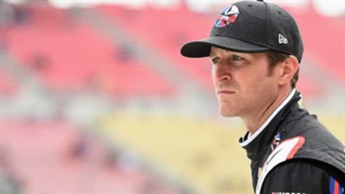Kasey Kahne says he's thought about walking away from racing before