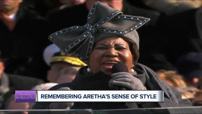 Homegoing service for Aretha Franklin set for Aug. 31 at Greater Grace Temple in Detroit