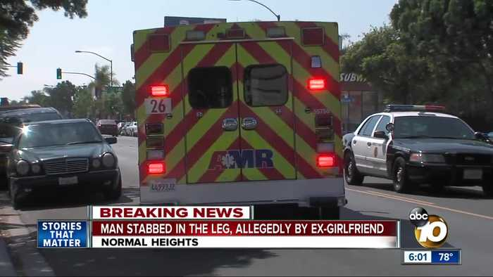Man stabbed in Normal Heights