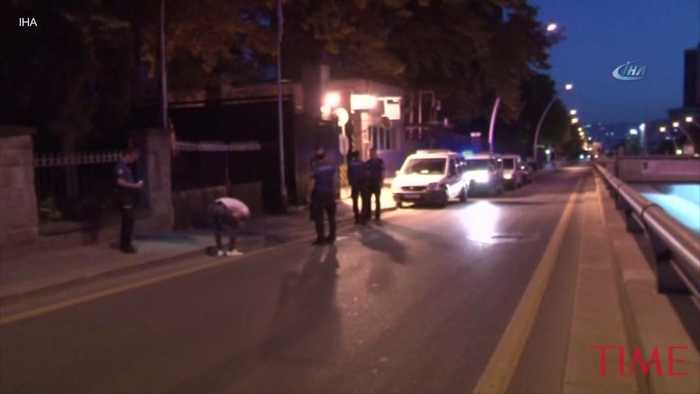 Shots Were Fired Outside the U.S. Embassy in Turkey, No One Was Hurt