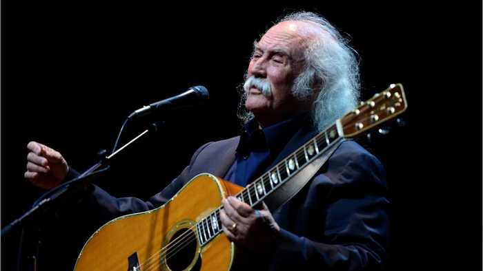 David Crosby Announces U.S. Fall Tour