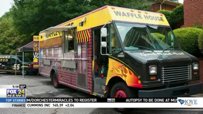 Waffle House Hitting the Road With Food Truck