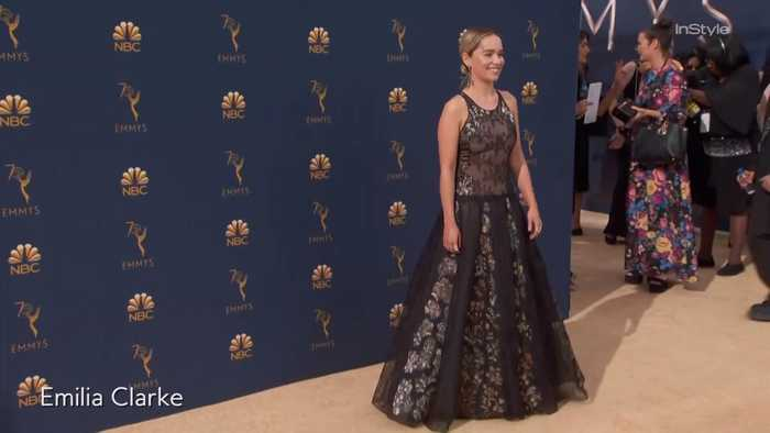 The 2018 Emmys Red Carpet Best Looks of Them All