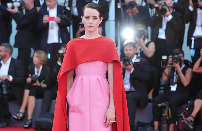 Claire Foy's emotional Emmy win