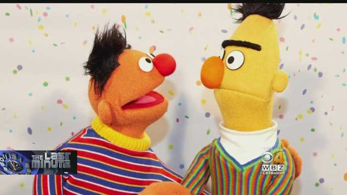 Former 'Sesame Street' Writer Says Bert And Ernie Are Gay Couple